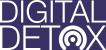 Digital Detox Konferenz Logo Weiss